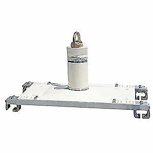 Honeywell Stainless Steel aluminum Roof Anchor Post 26 In L 9 5 9 In D X10002