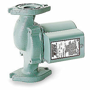 Taco Hydronic Circulating Pump 1 35hp flanged 005 f2