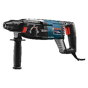 Bosch Rotary Hammer Kit sds Plus 8 5 Amps Gbh2 28l