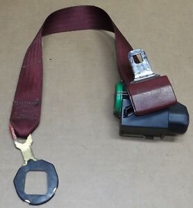 88 89 90 91 92 94 Gmc Sierra Right Rear Seat Belt Winder Chevy Extended Cab