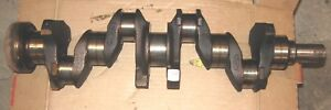 1985 Ford Thunderbird Turbo Coupe Engine Crankshaft Used 2 3 Mustang Svo