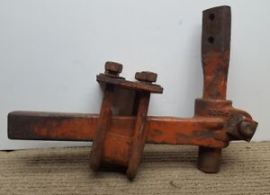 Vtg 300018 Tractor Plow Clevis Style Hitch Ih Farmall Wheel Horse Farm Equipment