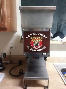 Grindmaster Crathco 190 Waffle House Coffee Bean Grinder