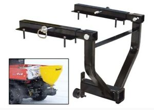 Hitch Snowex Trailer Spreader Drop Mount Drm 175 use With Sp 125 225 325
