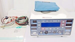 Criticare 507s Non invasive Patient Monitor With Cuff Accessories 120v