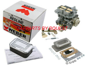 K 740 Weber Carb Conversion Kit Fits Toyota Corolla Performance Replacement