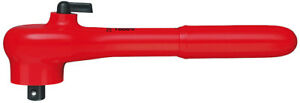 Knipex 98 31 Insulated Reversible Ratchet 3 8 Square Drive