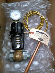 Spence Temperature Regulator 3 4 Used Short Term