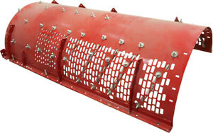 87391297 Vane Transport For Case Ih 7010 7120 7230 7240 8010 8120 Combines