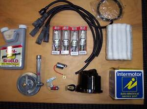 Mgb Mgbgt 63 67 Deluxe Tune Up Kit With Camshield Uni Syn Tool
