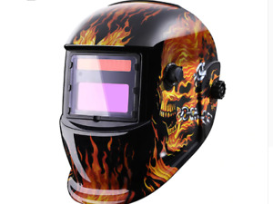 Electric Welding Mask Helmet Cap Welding Lens For Welding Machine Technician New