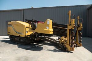 2000 Vermeer 33x44 Directional Drill Hdd Machine Usa