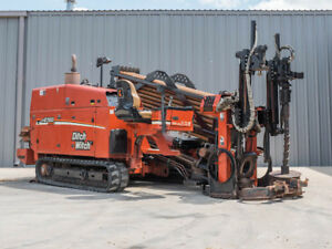 2007 Ditch Witch Jt2720 Mach 1 Directional Drill Hdd Machine Usa