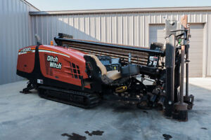 2008 Ditch Witch Jt2020 Mach 1 Directional Drill Hdd Machine Usa