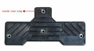 For Car Tire Machine Tire Changer Parts Rubber Pad T Shaped 1pc