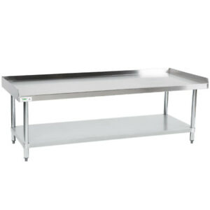 Regency 30 X 72 Stainless Steel Nsf Equipment Stand Commercial Work Prep Table