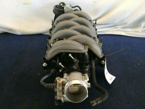 2015 2017 Ford Mustang 5 0 Coyote Oem Factory Intake Manifold Assembly