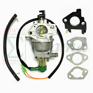 Generator Carburetor For Pulsar Pg7500 Pg10000 420cc 13hp 14hp 7500 10000 Watts