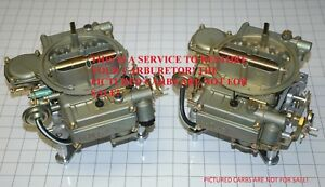 1965 67 Your Chevelle Chevy Ii Fs Holley Carburetor Restored 3139 3140 3419 3837