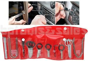 20pc Car Radio Stereo Release Removal Tool Set Key For Audi Bmw Mercedes Vw Ford