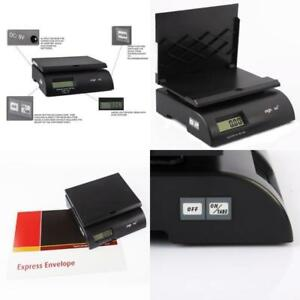 Digital Postal Scale Electronic Postage Scales Mail Letter Package Usps 35 Lbs