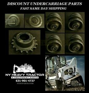 Undercarriage Kit One Side Bobcat T180 T190 T200 T250 T320 T300 864 Ctl Track