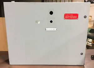 Hoffman Electrical Enclosure Cabinet 30 X 24 X 8