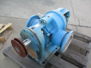 Tuthill 600 S s Stainless Pump 1113627j Sn c8854 Used