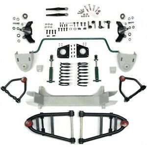 Mustang Ii 2 Ifs Front End For 48 56 F1 F100 Ford Truck Stage 2 Standard Spindle