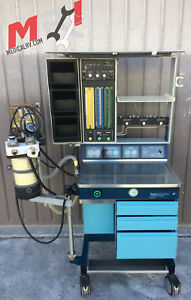 Datex ohmeda Modulus Ii Plus Anesthesia System Gas Machine 7810 Ventilator