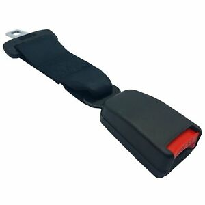 Car Seat Belt Extender Seatbelt Extension With 21mm Wide Metal Tongue Universal