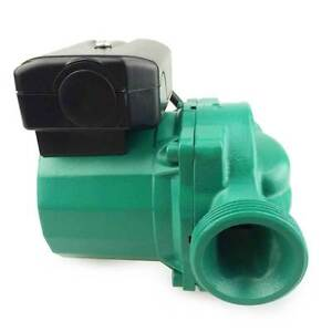 1 1 2 bsp 220v 230v Hot Water Circulator Pump hot Water Pump With Eu us Plug