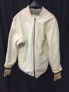 Lion Apparel Fire Fighter Turnout Gear Proximity Jacket Inner Liner See Listing