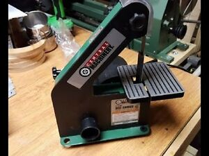 Belt Sander 1 X 30 Bench Top 1 3 Hp Motor