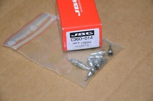 Jbc C360 014 Micro Desoldering Tip Nozzle Lot Of 9 Brand New
