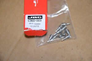Jbc C360 003 Micro Desoldering Tip Nozzle Lot Of 10 Brand New