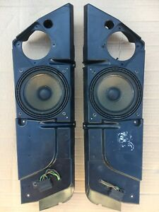 Porsche 968 944 Turbo S S2 Door Panel Speaker System Oem