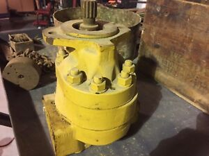 Caterpillar Cat 953 963 Hpcu Charge Pump 6e1222 Resealed