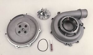 Lly And Lbz Duramax 66mm Turbo Wheel And Cover Kit