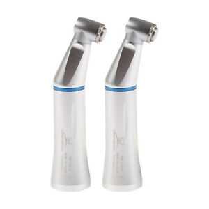 2 dental Inner Water Channel Push Button Contra Angle Low Speed Handpiece Lp a