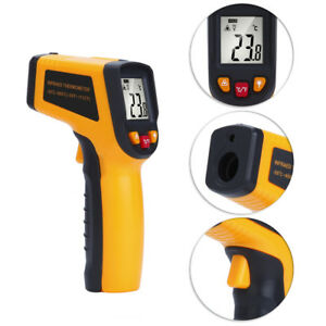 20pack Ir Digital Infrared Thermometer Tester Laser Gun Point 50 380 Degree