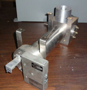 Abb Extrel Mass Spectrometer High Vacuum Chamber With Preamplifier Module 620602
