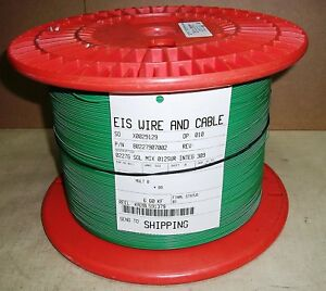 Eis Wire 2 9 Awg Copper 0115 Thick 6536 Ft Wire New Free Shipping