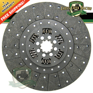 E3nn7550da New Ford Tractor Clutch Disc 5000 5100 5200 7000 7100 7200