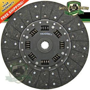 Al120018 New Clutch Disc For John Deere 2040 2240 S n 350000 2150 2350