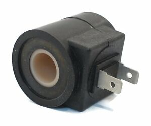 Snowplow Control Valve Coil W Terminals For Western Fisher 20 30 31 40 43 Valve