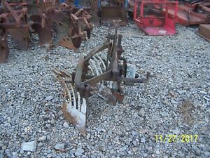 3pt Hitch 2 Bottom Plow With Landwheel 2 12