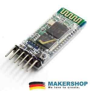 Hc 05 6 pin Usb Bluetooth Modul Button Master slave Arduino Raspberry Pi