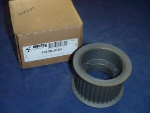 Maurey P34 8m 50 sh Timing Belt Pulley