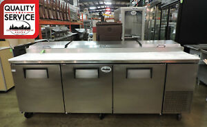 True Pizza Prep Table MCS Industrial Solutions And Online Business - True pizza prep table